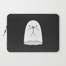 The Horror / Scared Ghost Laptop Sleeve