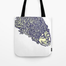 Hair Tote Bag