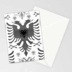 Eagles / Paterns / Creation / Composition IV Stationery Cards