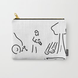 forestry expert Carry-All Pouch