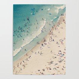beach love V Poster