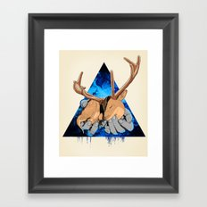 2nd Chance Framed Art Print