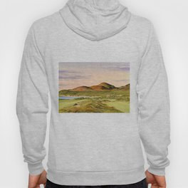 Royal County Down Golf Course Hoody