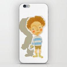 snip snap iPhone & iPod Skin