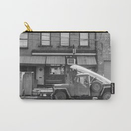 Sunny's Side of the Street Carry-All Pouch