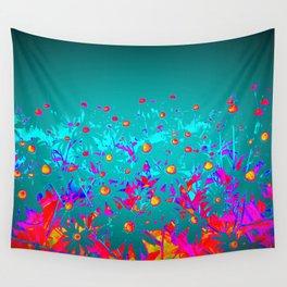 Faerie Garden Vignette   Nadia Bonello Wall Tapestry