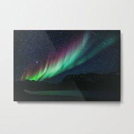 Aurora / Northern Lights II Metal Print