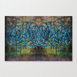 Moonfire Canvas Print