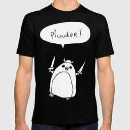Plunder Penguin T-shirt
