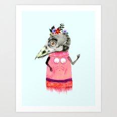 Vuela Alma Art Print