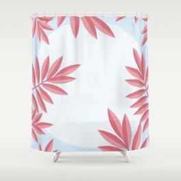Summer Jungle, Night Shower Curtain