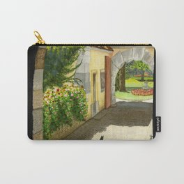 King's Garden Carry-All Pouch