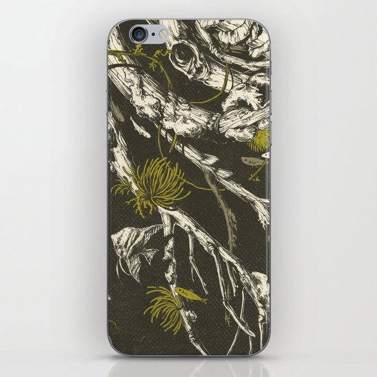 The Mangrove Tree iPhone & iPod Skin