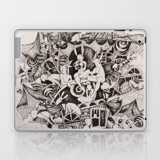 Flighless bird Laptop & iPad Skin