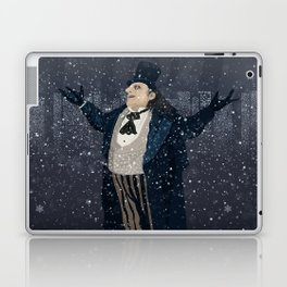 Oswald Cobblepot - The King Penguin Returns! Laptop & iPad Skin