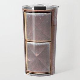 Silo used at blast furnaces Travel Mug