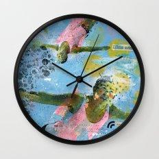 VACANCY zine - Illusion sentimentale Wall Clock