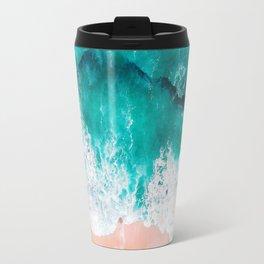 Ocean adventures -drone Travel Mug