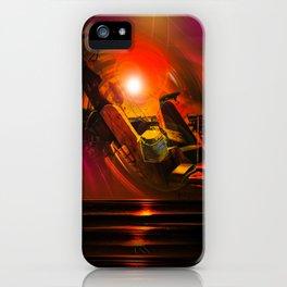 Maritimes iPhone Case
