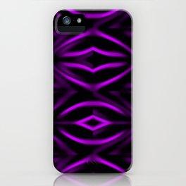 1207 Li-lac-lights ... iPhone Case