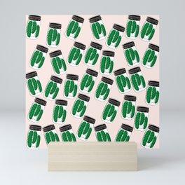 Pickles Jar Mini Art Print
