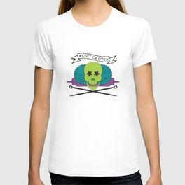 Knit or Dye - Green T-shirt