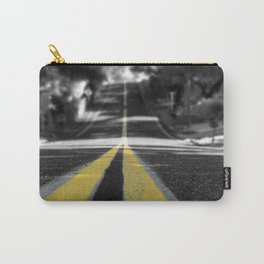 Mahoney Ave bw Carry-All Pouch