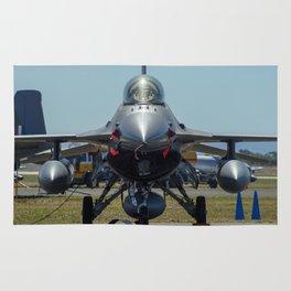 F-16 Fighting Falcon Rug