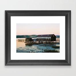 Inverness - 35mm Film Framed Art Print