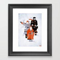 Fargo TV Series Poster Framed Art Print