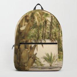 Sailing Thru the Plantation Backpack