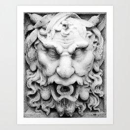 Ubel Art Print
