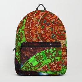 Aztec of nebula Backpack