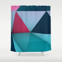 amelie Shower Curtains featuring AMELIE by Taylor English