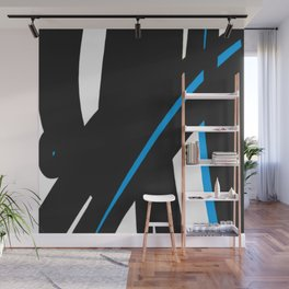 One Knock Wall Mural