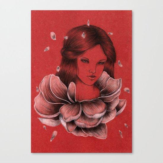 Peony III Canvas Print