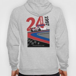 Porsche: The Missing Poster Hoody