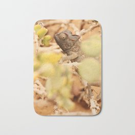 NAMIBIA ... the  chameleon Bath Mat