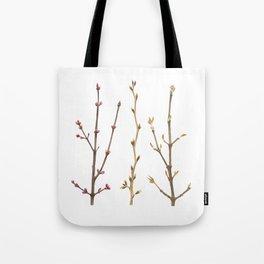 Familiar Branches Tote Bag