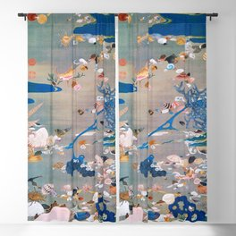 Shellfishes - Digital Remastered Edition Blackout Curtain