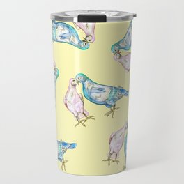 Love Birds Travel Mug