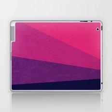 Stripe VII Ultraviolet Laptop & iPad Skin