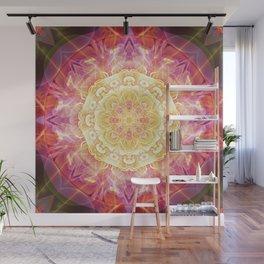 Mandalas of Forgiveness & Release 9 Wall Mural
