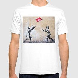 Banksy, Ball Games T-shirt