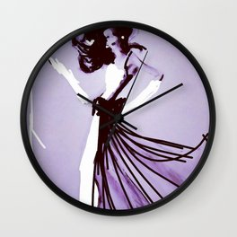 Glamourous Wall Clock