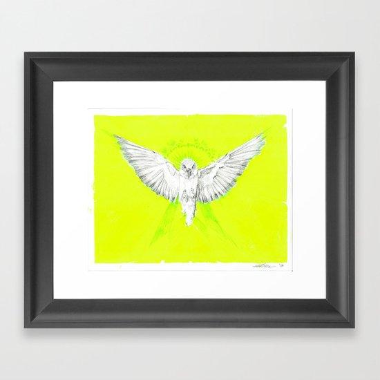 Home Free Framed Art Print