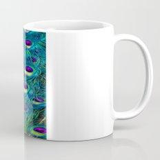 Trippy Peacock Mug