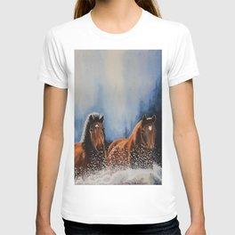 Water Horses T-shirt
