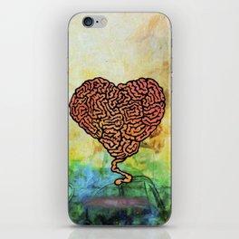 Brainheart iPhone Skin