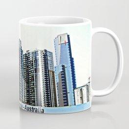 Melbourne CBD Coffee Mug